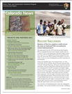 RTCA 2011 Colorado News. This brochure provides information about the current projects and recent successes.