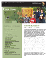 RTCA 2013 Iowa News. This brochure provides information about the current projects and recent successes.