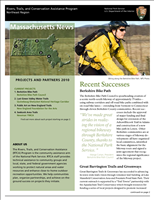 RTCA 2010 Massachusetts News. This brochure provides information about the current projects and recent successes.