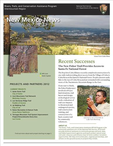RTCA 2012 New Mexico News
