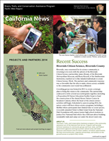 RTCA 2014 California News. This brochure provides information about the current projects and recent successes.