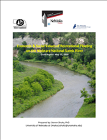 Economic & Social Values of Recreational Floating