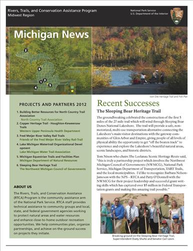 RTCA 2012 Michigan News