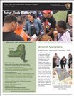 RTCA 2012 New York News. This brochure provides information about the current projects and recent successes.