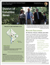 RTCA 2014 District of Columbia News. This brochure provides information about the current projects and recent successes.