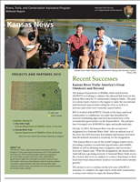 RTCA 2013 Kansas News. This brochure provides information about the current projects and recent successes.