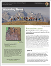 RTCA 2012 Wyoming News. This brochure provides information about the current projects and recent successes.