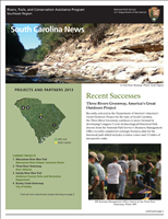 RTCA 2013 South Carolina News. This brochure provides information about the current projects and recent successes.