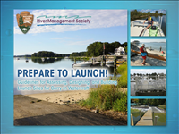 Prepare to Launch and River Management Society. Prepare to Launch! utilizes decision-based links to guide users through the development process from conception to creation for construction of a launch.This document an update to Logical Lasting Launches.