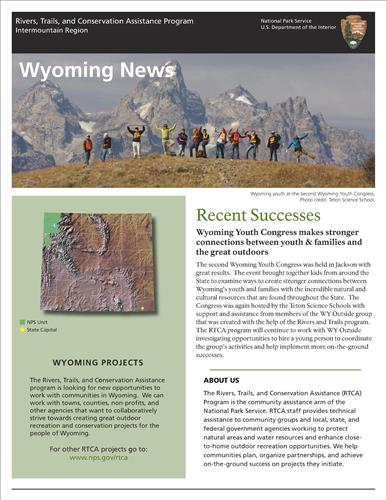 RTCA 2011 Wyoming News