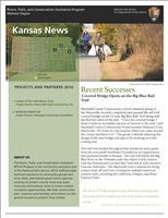 RTCA 2010 Kansas News. This brochure provides information about the current projects and recent successes.