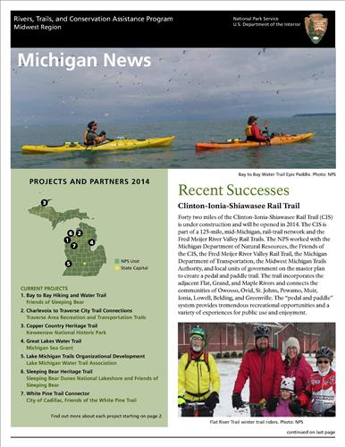RTCA 2014 Michigan News