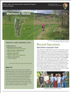 RTCA 2012 Vermont News. This brochure provides information about the current projects and recent successes.