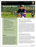 RTCA 2010 Maryland News. This brochure provides information about the current projects and recent successes.