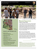 RTCA 2010 Arizona News. This brochure provides information about the current projects and recent successes.