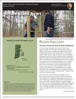RTCA 2013 Rhode Island News. This brochure provides information about the current projects and recent successes.