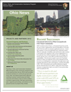 RTCA 2012 Ohio News. This brochure provides information about the current projects and recent successes.