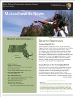 RTCA 2013 Massachusetts News. This brochure provides information about the current projects and recent successes.