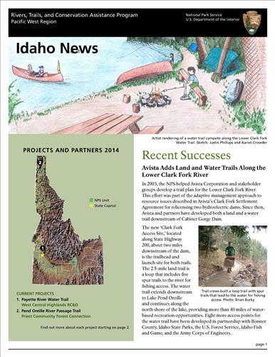 RTCA 2014 Idaho News