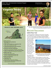 RTCA 2014 Virginia News. This brochure provides information about the current projects and recent successes.