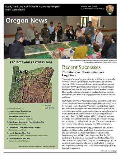 RTCA 2014 Oregon News
