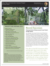 RTCA 2010 New York News. This brochure provides information about the current projects and recent successes.