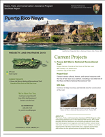 RTCA 2013 Puerto Rico News. This brochure provides information about the current projects and recent successes.