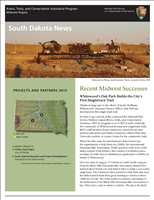 RTCA 2013 South Dakota News. This brochure provides information about the current projects and recent successes.