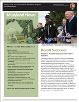 RTCA 2013 Maryland News. This brochure provides information about the current projects and recent successes.