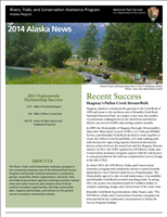 RTCA 2014 Alaska News. This brochure provides information about the current projects and recent successes.