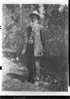 Muir in Yosemite, age 70.