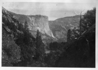 Hetch Hetchy Valley. Original in YNP Collection (Cat. #12,936).